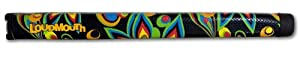 Loudmouth Shagadelic Standard Size Putter Grip with Matching Ball Marker