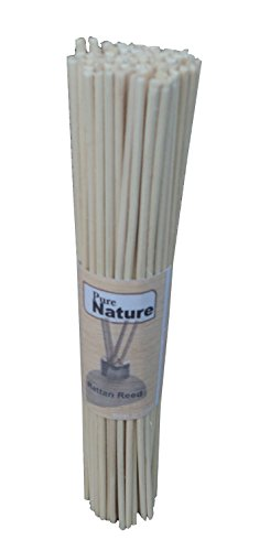 Pure Source Reed Sticks 7 Inch 50 Pcs In One Bunch To Use For Reed Diffuser Oil (50)
