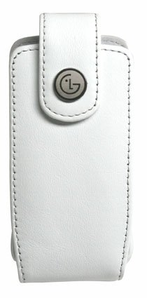 Housse  Origine cuir KG800 Chocolat Blanc