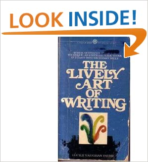 lively art of writing The lively art of writing fix it: grammar and editing book 5 chanticleer the  revolutionary age academic papers with full mla 8 style documentation.