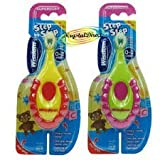 Wisdom Kids Step-by-Step Toothbrush 0-2 Years