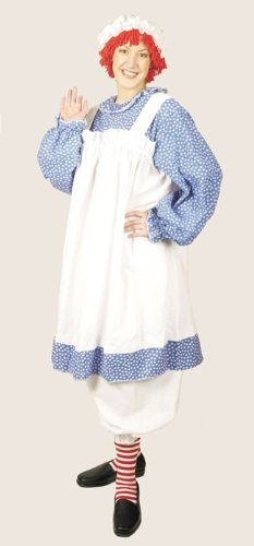 Costumes For All Occasions 12120 Raggedy Ann Plus Size