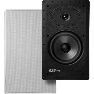 Polk Audio 625Rt (Ea) 2-Way In-Wall Speakers