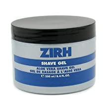 Zirh International Shave Gel ( Aloe Vera Shaving Gel ) 250Ml/8.4Oz
