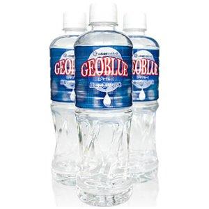ジオブルー 鳥取のおいしい水 500ml×24本入り