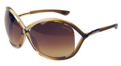 Tom Ford Whitney Tf9 74f Metallic Brown Gradient Sunglasses (Tom Ford Whitney Sunglasses Women compare prices)