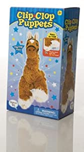 Clip Clop Monkey Puppet from DAY