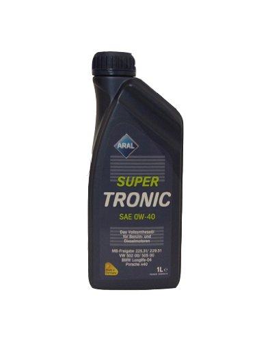 Aral Super Tronic 0W40 0W-40 Motoröl 1 Liter