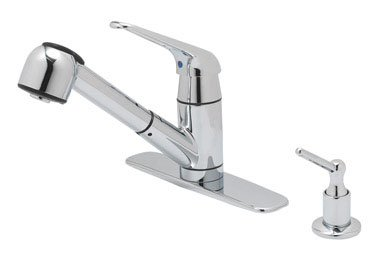 ACE Globe Designer Fp1c4200cp-aca2 Kitchen Faucet Pull-out Spray Chrome