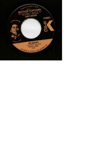 James Brown - Mother Popcorn - 7 inch vinyl / 45 (Popcorn 1969 compare prices)