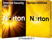 Norton Internet Security 2011 & Norton Utilities