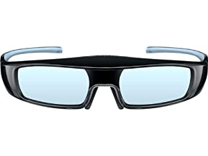Panasonic TY-EW3D3MU 3D Active Shutter Eyewear for Panasonic 3D HDTVs (Medium) (2011 Model)