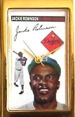 Rare Collectible Jackie Robinson 50th Anniversary Limited Edition Watch Number 154