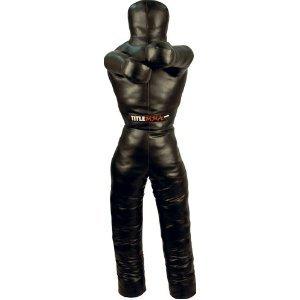 様々な格闘スタイルを練習できる!TITLE フリースタイル 投げ/格闘ダミー人形