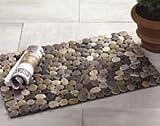 Design Ideas BeachStone Doormat, Sierra Brown