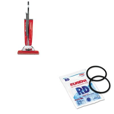 Kiteuk52100C12Euk899 - Value Kit - Electrolux Quick Kleen Wide Track Vacuum With Vibra-Groomer (Euk899) And Vacuum Cleaner Replacement Belt (Euk52100C12)