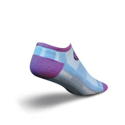 Buy Low Price SockGuy Channel Air No-Show Swirls Cycling/Running Socks (B004SX6NVK)