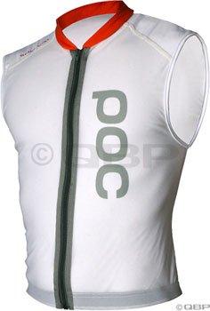 POC Spine VPD Protective Body Armor Vest: White; MD