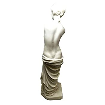Large Classical Reproduction of Venus De Milo Figurine From Louvre Museum Ancient Greek Ruin Model Aphrodite