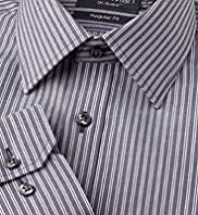 Dri-Guard™ Pure Cotton Shadow Striped Shirt