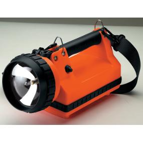 Streamlight LiteBox Power Failure System Rechargeable Floodlight in Orange