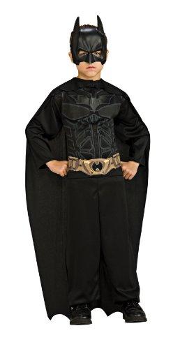 Batman The Dark Knight Child Costume - Medium front-10401