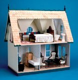 Greenleaf Corona Dollhouse Kit, Orchid (Dollhouse Supplies compare prices)