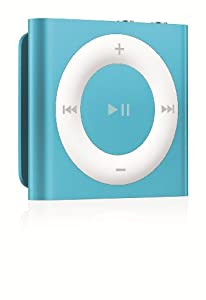 Apple Ipod Shuffle 2gb Blueest Model
