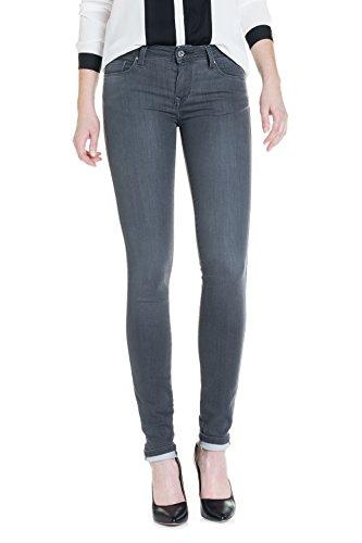 Salsa -  Jeans  - Donna grigio 27W x 32L