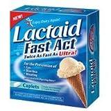 Lactaid Fast Act Caplets - 12 Ea