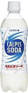 カルピスソーダ 500ml×24本