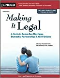img - for Making it Legal 2nd (second) edition Text Only book / textbook / text book