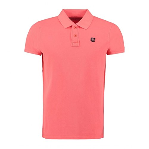 PETROL INDUSTRIES Polo-Polo Uomo    arancione Small