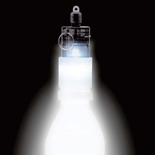 LEDライトペットボトル用ランタン・停電・災害・緊急時・アウトドアー