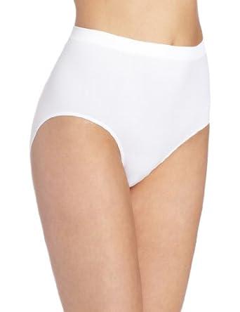 838363bed65 Bali Women s No Lines No Slip Tailored Hi-Cut Panty Brief Panty