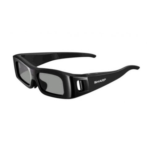 Sharp AN3DG30 Active 3D Glasses (Discontinued by Manufacturer) (Tv Led 3d Sharp compare prices)