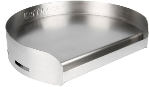 Little Griddle Kettle-Q KQ17R Round Griddle for Round Grills (Kettle Q compare prices)