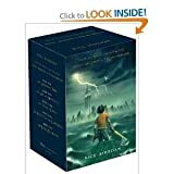 [PERCY JACKSON & THE OLYMPIANS BOXED SET]Percy Jackson & the Olympians Boxed Set by Riordan, Rick(Author)Hardcover{Percy Jackson & the Olympians Boxed Set}25 05-2010