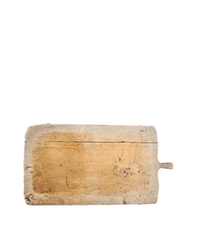 Europe2You Antique Wood Pizza Board, Natural