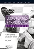 img - for Liquidaciones y transiciones en Ejercicios/ Liquidations and transitions in Exercises (Ajedrez) (Spanish Edition) book / textbook / text book