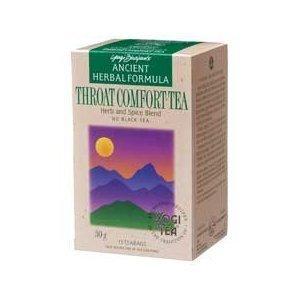 Yogi Tea Throat Comfort 15 Bag By Yogi Tea