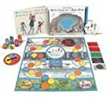 We're Going on a Bear Hunt - Book, Board Game and DVD (1406312614) by Rosen, Michael