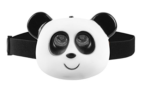 Tech Tools Animal Shaped LED Headlamp (Panda) (Headlamps Kids compare prices)