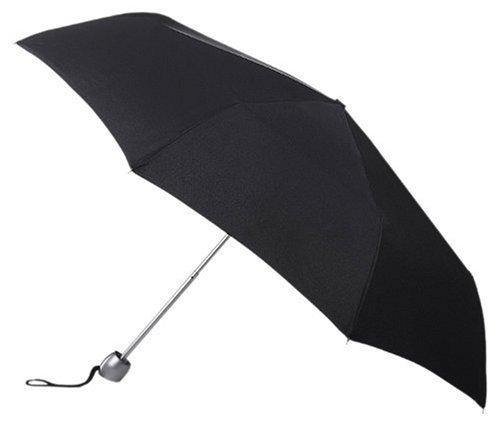Fulton Fulton Miniflat 1 Black Unisex_adult Umbrella