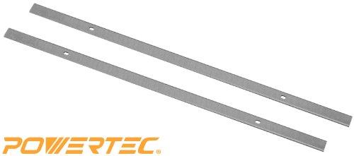 POWERTEC HSS Planer Blades for Ryobi 13