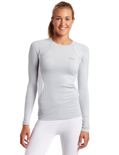 Columbia Women's Baselayer Mid Weight Long Sleeve Top