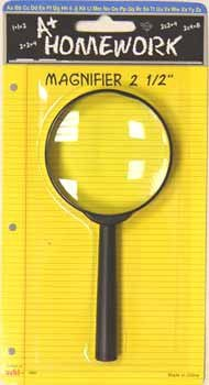 Magnifying Glass - 2.5