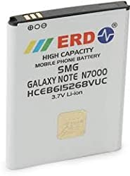 ERD Battery Samsung Galaxy Note N7000