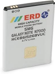 ERD 2000mAh Battery (For Samsung Galaxy Note N7000)