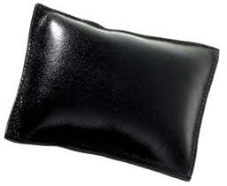 Raika Initial Paperweight, Black